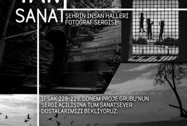 """""""Şehrin İnsan Halleri"""" Sergisi, Ekim 2019 – Tam Faktoring (Sergi Danışman Yrd.)"""