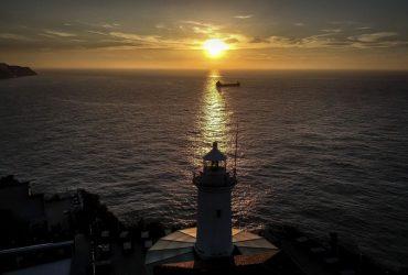 Türkiye'nin deniz fenerleri drone kullanılarak fotoğraflandı, Nisan 2018 – Rotka