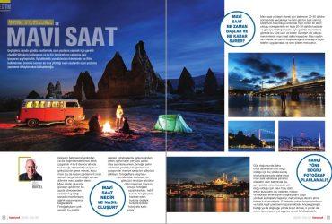 Fotoğraf Dergisi Ağustos – Eylül 2020 Sayısı: Uzun Pozlama – Mavi Saat